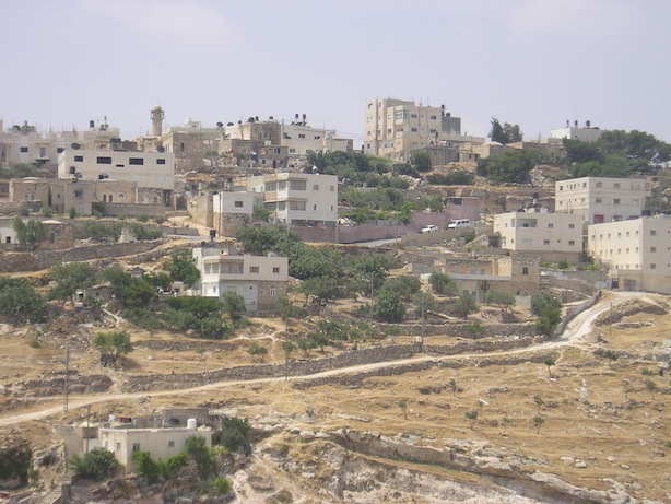 Abu Dis - A village cut in two by the separation barrier